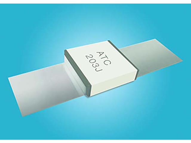 ATC: New 800H NPO Ceramic Ultra-Low ESR High RF Power MLCs