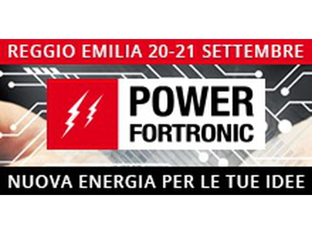 Present at Power Fortronic 2017 Exhibition