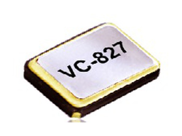 VECTRON : VC-827 Differential Crystal Oscillator Now Available
