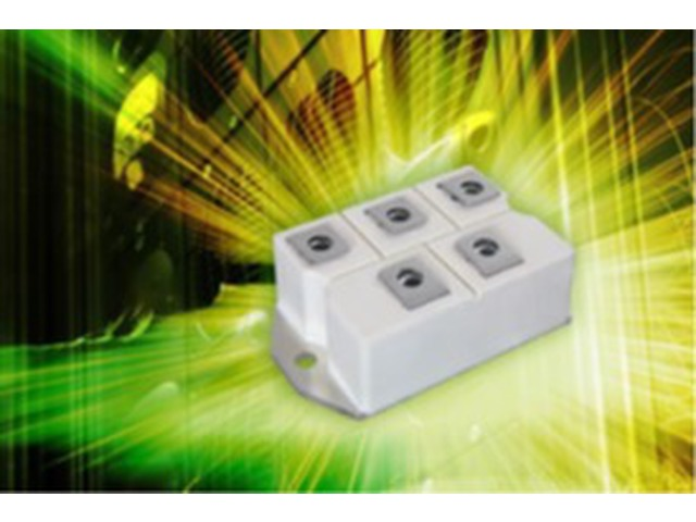 Vishay: new Three-Phase-Bridge Power Modules Deliver Efficiency and Reliability for Industrial Applications