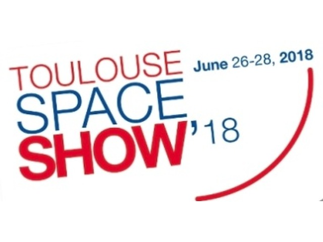 Present at event Toulouse Space Show 2018