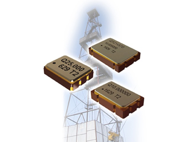 Q-Tech Miniature High-Temp Oscillators